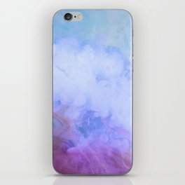 DREAMY RAINBOW CLOUDS iPhone Skin