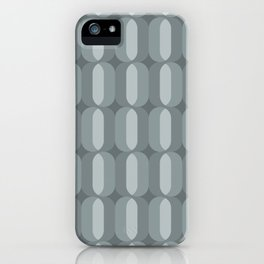 Jenness in Sage iPhone Case