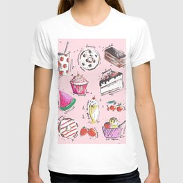 Food Love T-shirt
