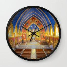 Heralds of the Gospel Wall Clock