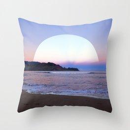 .M. Throw Pillow