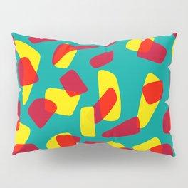 happy shapes Pillow Sham