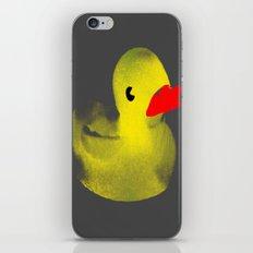 Rubber Duck iPhone Skin