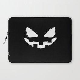 Terrifying Face Laptop Sleeve