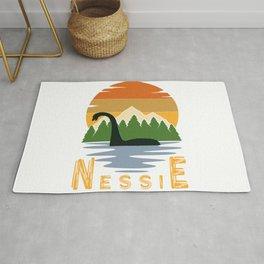 Nessie vintage sunset Rug