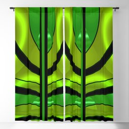 Tree 83 Blackout Curtain