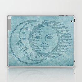 Sun Moon And Stars Batik Laptop & iPad Skin