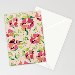 Pink Champagne – Cocktail Time Stationery Cards