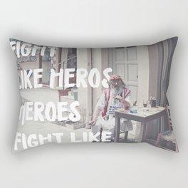 Greeks Quotes Rectangular Pillow