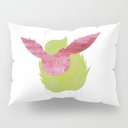 Watercolor Flareon Pillow Sham