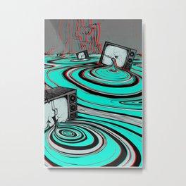 LS Metal Print