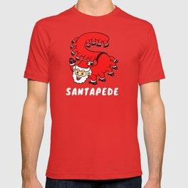 Santapede T-shirt