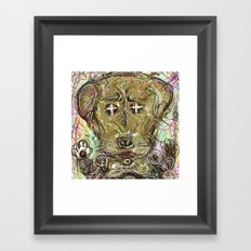 03 Framed Art Print