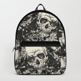 SKULLS HALLOWEEN Backpack