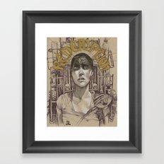 Redemption Framed Art Print