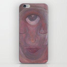Reds iPhone Skin