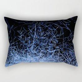 Forgotten Gardens #29 Rectangular Pillow