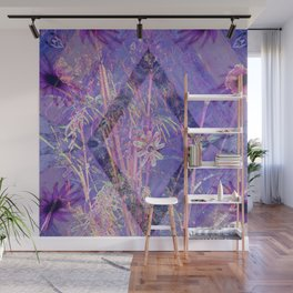 Purple Passion  Wall Mural