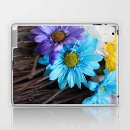 Gerbera daisy Flowers  Laptop & iPad Skin
