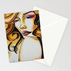 purple.. Stationery Cards