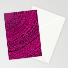 Hot Pink Pulse o4. Stationery Cards