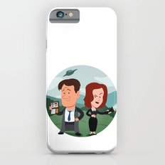Mulder and Scully iPhone 6s Slim Case