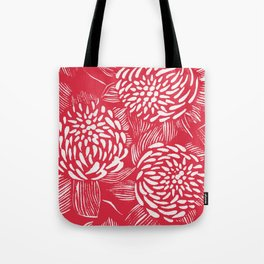 Waratahs Red Tote Bag