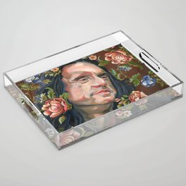 Johnny Acrylic Tray