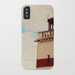 Find my light iPhone Case
