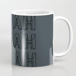 SUPAH DUPAH MEGAH SUBTLE Coffee Mug