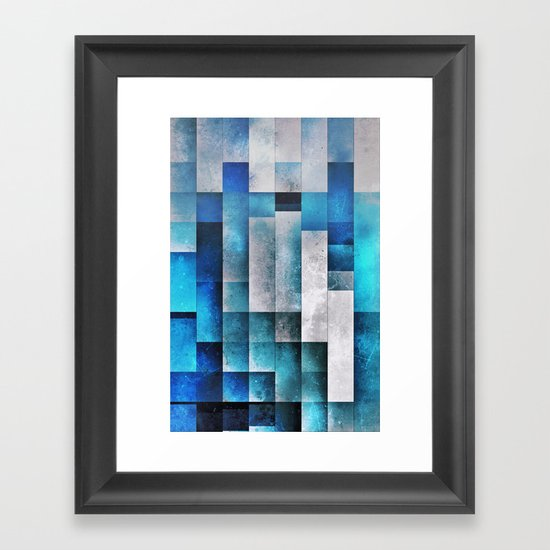 cylld Framed Art Print