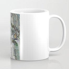 Crutched Friar Pub London Coffee Mug