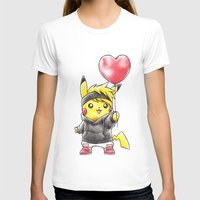 projectrocket T-shirts featuring iHeart Birdychu by Randy C
