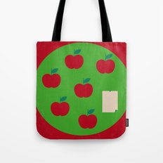 No807 My The Cider House rules minimal movie poster Tote Bag