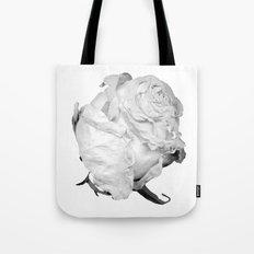 White Rose version 2 Tote Bag
