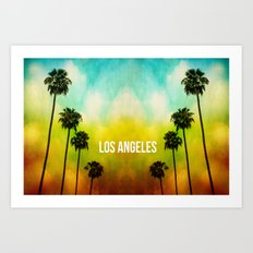 Paradise Awaits Art Print