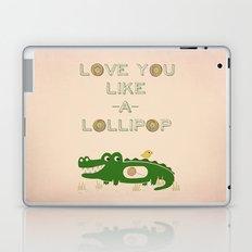 Like A Lollipop Laptop & iPad Skin