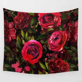 Vintage & Shabby Chic - Night Affaire VIII Wall Tapestry