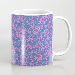 Indian Wood Block Pattern 2 Coffee Mug