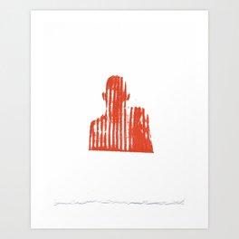 Pyrotechnics II Art Print