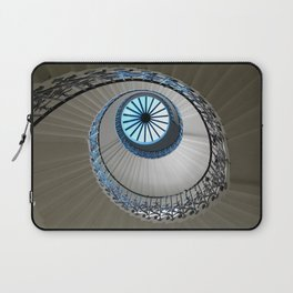 tulip staircase in london Laptop Sleeve