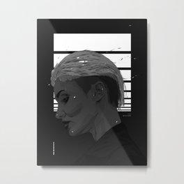 NFuture Metal Print