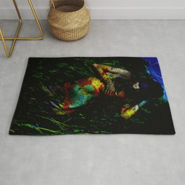 Near the Abyss Rug