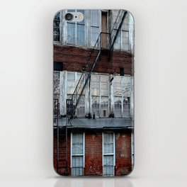 Building 8 iPhone Skin