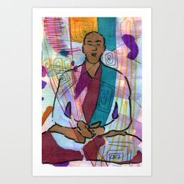 Dignity #2 Art Print