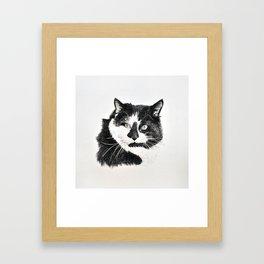 Callaway Framed Art Print