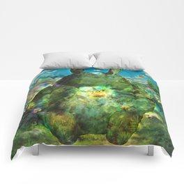 best neighbor  Comforters