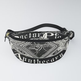 Doctor Plague Apothecary Sign Fanny Pack
