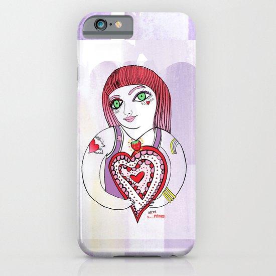 --->Strawberry_POP_Love! iPhone & iPod Case