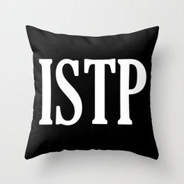 ISTP Throw Pillow